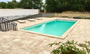 Villa de location avec piscine