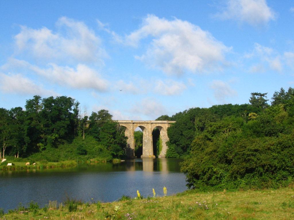 Lac de ribou à Cholet