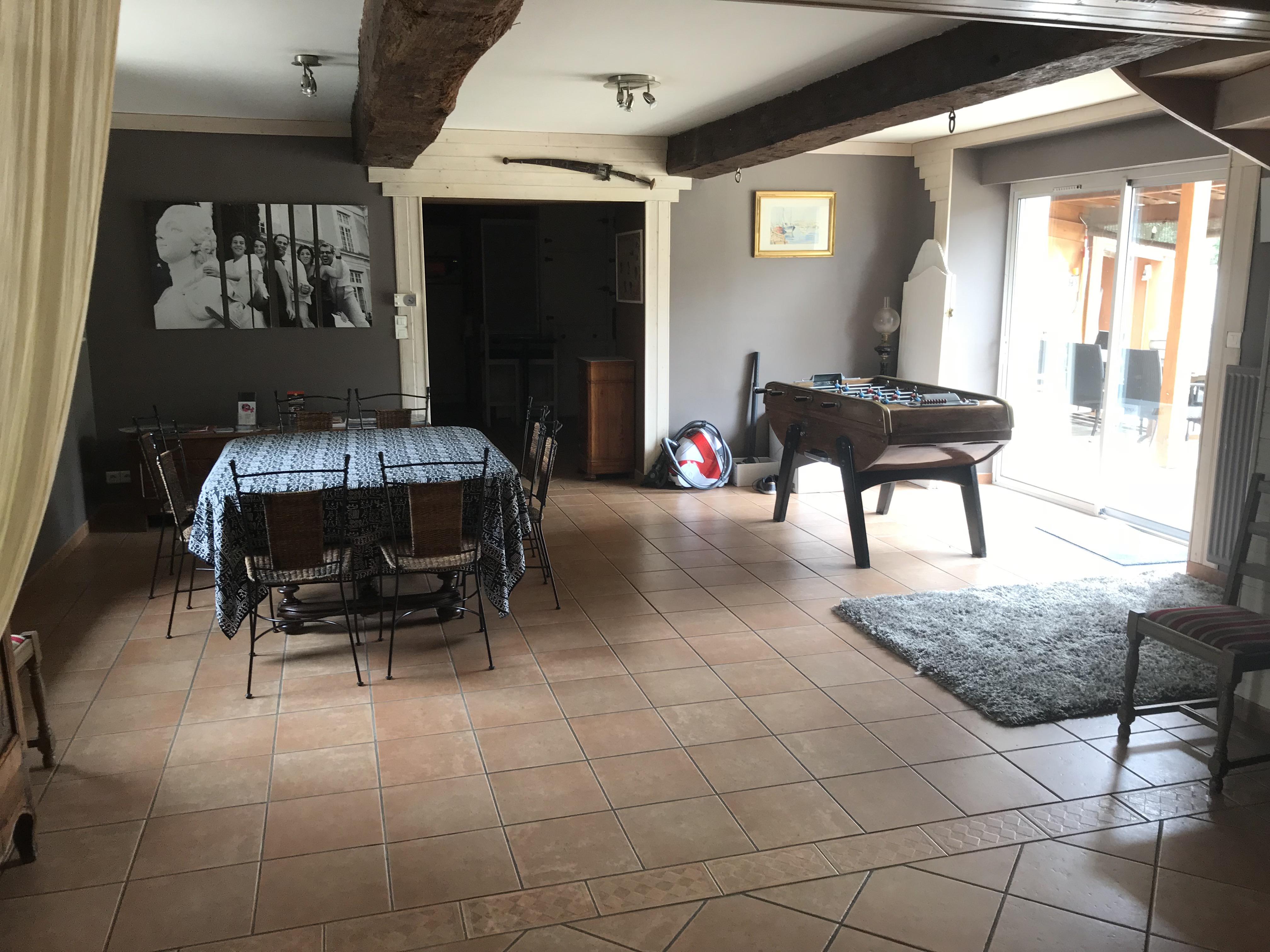 Une des 4 chambres Gîte de Cholet proche côtes Vendéennes